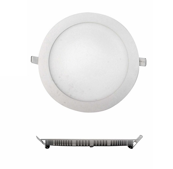 IM1 PANEL LED 10180C-DL RED/EMP 9W 6 6400K L/BLANCA