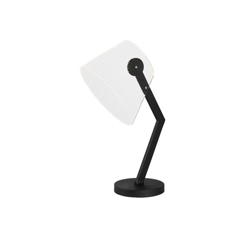 IM3 LAMP ESCRIT 211185T-5.3LED-SBK C/USB NEGRA CURVA 3D 3000K L/CÁLIDA